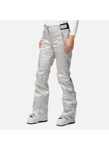 Rossignol Rossignol Ski Silver Kadın Kayak Pantolonu Gri